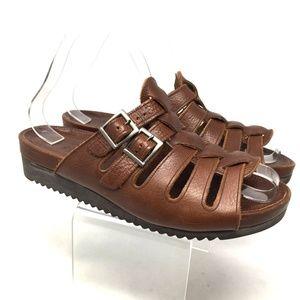 Munro American Men's Shoes Size 7.5M Brown Slip On